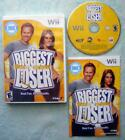 The Biggest Loser  2009 Nintendo Wii Game w Booklet Everyone E