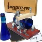 Glass Bottle Cutter SelfScoring System New Precision Bottle Cutting Machine