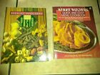 2 BOOKS Weight Watchers Quick and Easy Menu Cookbook and SLIM WAYS WITH PASTA
