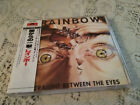 Rainbow ‎– Straight Between The Eyes Polydor ‎– P28P 25069