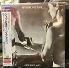 Wishbone Ash - New England ..CD Japan, 2001,UICY-9086, New