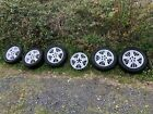 6 Rover 75 Union alloy 16 wheels in excellent condition