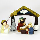 Midwest of Cannon Falls MINI NATIVITY 5 Figurine Set 4Pc Eddie Walker Creche