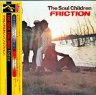 THE SOUL CHILDREN 1974 FRICTION Japan Mini LP CD w/OBI Gatefold 1997 PCD-4459
