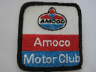 Amoco Motor Club Patch Oil and Gas Vintage