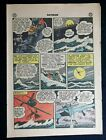 Batman 24 Single page from story Convict Cargo Page 8 9 Bob Kane art