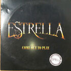 Estrella - Come Out To Play 2012 CD - Cardboard Sleeve Scottish Hard Rock AS NEW