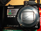 Sony Cyber-shot DSC-H55 14.1MP Digital Camera - Black VERY GOOD CONDITION