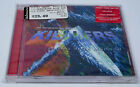 Paul D'Anno & Killers . Screaming Blue Murder Burning Airlines CD New NOT Sealed