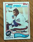 Top 10 Lawrence Taylor Football Cards 13