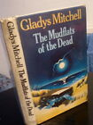 Gladys Mitchell MUDFLATS OF THE DEAD 1st first edition Joseph 1979 crime hbk