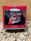 Hallmark Ornament - Tin Locomotive Anniversary Addition 1998
