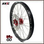 KKE 1.6*21 Spoked Front Wheel For HONDA CRF250R 2014 CRF450R 13-14 240MM Disc