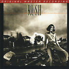 5 CD LOT of RUSH: PERMANENT WAVES MOBILE FIDELITY GOLD CD UDCD 772 ALL ARE NEW