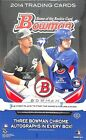 2014 Bowman Baseball Jumbo Sealed Hobby Box Loaded with Stars
