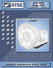 ZF 8HP45 ATSG Transmission Rebuild Manual 845RFE 8HP55 8HP70 8HP90 Overhaul Book