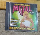 Best of 80's Metal Bang Your Head, Vol. 2 CD-Whitesnake/Cinderella/Winger/Dio