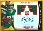 Eddie Lacy Rookie Card Checklist and Visual Guide 91