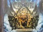 THE CROWN - Doomsday King CD 2010 Century Media Excellent Cond!