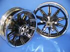 HARLEY 2014 2019 ULTRA LIMITED CHROME AND BLACK IMPELLER WHEELS