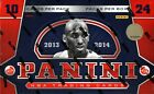 2013 14 PANINI BASKETBALL HOBBY 12 BOX CASE