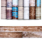 Rustic Wood Textured Contact Paper DIY Self Adhesive Wallpaper Rolls Stickers