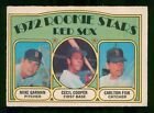 Carlton Fisk Cards, Rookie Card and Autographed Memorabilia Guide 7