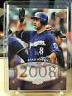 Ryan Braun Cards, Rookie Cards and Autographed Memorabilia Guide 6