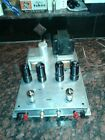 Packard Bell (?) 6V6 Stereo Tube Amp Bench Checked and Serviced
