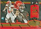 2018 PANINI PLATES & PATCHES FOOTBALL HOBBY BOX FACT SEALED 3 HITS PER MAYFIELD?