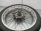BMW R1100GS R1150GS Front Wheel Akront Rim and Tire 36312314912