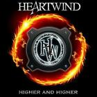 HEARTWIND - Higher And Higher,  GERMAN CD Constancia Poodles Sweden Melodious HR