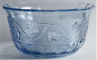 Anchor Hocking Blue AVALON Large Salad Bowl, with more pieces available