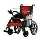 New 2020 Electric Wheelchair Folding Heavy Duty Lightweight Mobility Power Chair