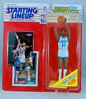Alonzo Mourning 1993 Starting Lineup NIB Kenner NBA Charlotte Hornets