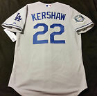 MAJESTIC AUTHENTIC 44 LARGE Los Angeles Dodgers ,CLAYTON KERSHAW ROOKIE Jersey