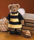 Lizzie Bizzie Bear Boyds Teddy Bears 930007 BBC Exclusive LE August 2008