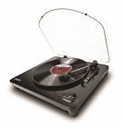 Ion Audio Air LP 3 Speed Belt Drive Bluetooth Turntable with USB Conversion
