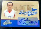 2004 LANDON DONOVAN Play Off Fan of the Game Autograph