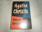 Agatha Christie Ordeal by Innocence 1st Collins Crime Club 1958