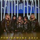 FAITH OR FEAR - Punishment Area - CD 1989   NEVER PLAYED / MINT COND / FREE SHIP