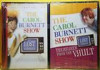 The Carol Burnett Show Lost Episodes Treasures Collectors Ed With Book DVD