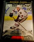 Jonathan Toews Cards, Rookie Cards Checklist, Autographed Memorabilia Guide 25