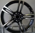 19 INCH RIMS FIT BMW 3 4 5 6 SERIES 650 550 540 435 428 335 330 M SPORT WHEELS