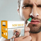 Unisex Nose Hair Removal Wax Set Paper Free Nose Hair Bean Nostril Cleaning Kit