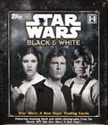 2018 TOPPS STAR WARS A NEW HOPE: BLACK AND WHITE HOBBY BOX