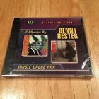 Benny Hester - Perfect / United We Stand Divided We Fall CD 1st US press SEALED