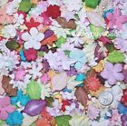 HUGE LOT 500 1000 MIXED MULBERRY PAPER FLOWERS Prima Making Cards Scrapbooking
