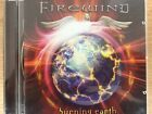 FIREWIND - Burning Earth CD 2003 Massacre Records Excellent Cond!