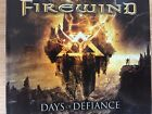 FIREWIND - Days Of Defiance CD Digibook 2010 Century Media AS NEW! Bonus!